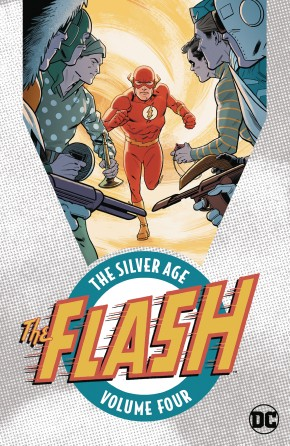 FLASH THE SILVER AGE VOLUME 4 GRAPHIC NOVEL