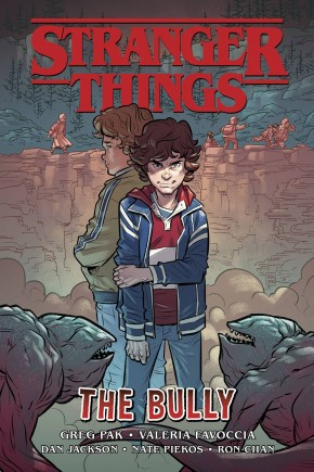 STRANGER THINGS THE BULLY GRAPHIC NOVEL