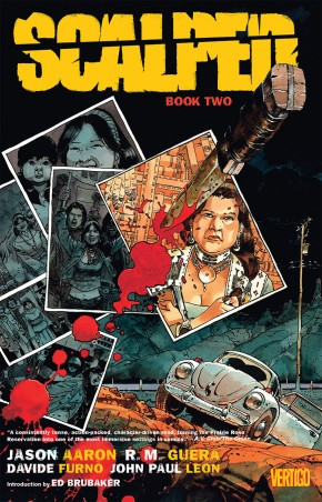 SCALPED BOOK 2 GRAPHIC NOVEL