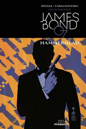JAMES BOND HAMMERHEAD #6