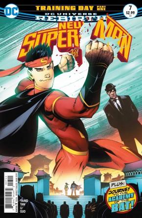 NEW SUPER MAN #7