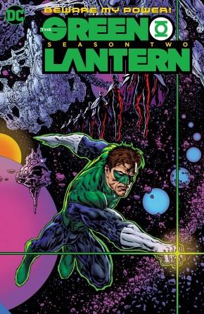 GREEN LANTERN SEASON 2 VOLUME 1 GRAPHIC NOVEL