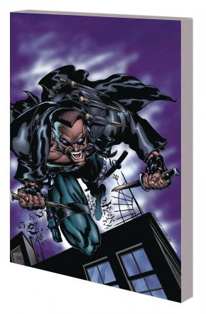 BLADE BLOOD AND CHAOS GRAPHIC NOVEL