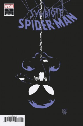 SYMBIOTE SPIDER-MAN #1 YOUNG VARIANT