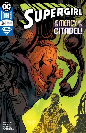 SUPERGIRL #26 (2016 SERIES)