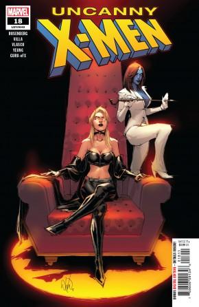 UNCANNY X-MEN #18 (2018 SERIES)