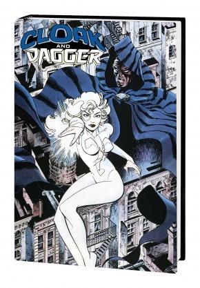CLOAK AND DAGGER OMNIBUS VOLUME 1 HARDCOVER