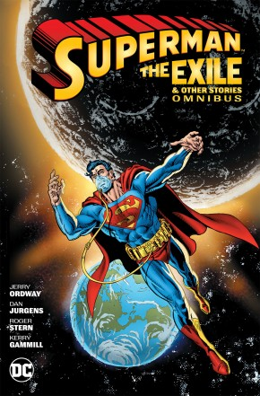 SUPERMAN EXILE AND OTHER STORIES OMNIBUS HARDCOVER