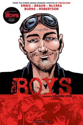 THE BOYS OMNIBUS VOLUME 5 GRAPHIC NOVEL