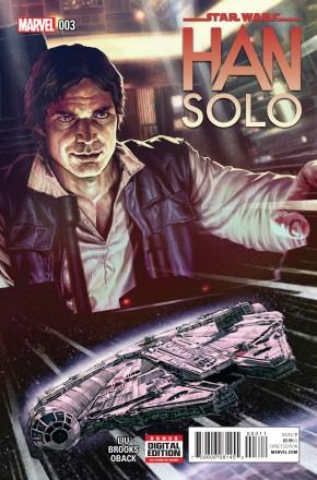 STAR WARS HAN SOLO #3