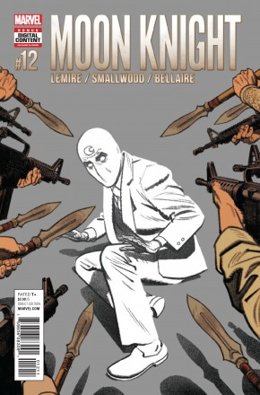 MOON KNIGHT #12 (2016 SERIES)