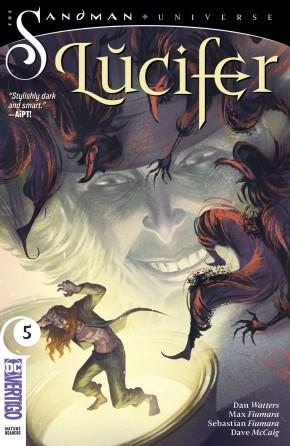 LUCIFER #5 (2018 SERIES)