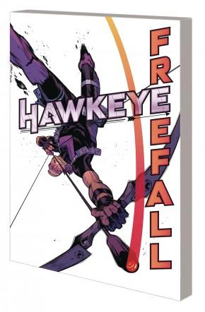 HAWKEYE FREEFALL GRAPHIC NOVEL