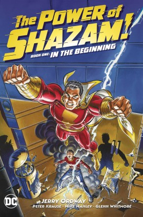 POWER OF SHAZAM BOOK 1 IN THE BEGINNING HARDCOVER