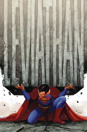 SUPERMAN ACTION COMICS VOLUME 2 LEVIATHAN RISING HARDCOVER