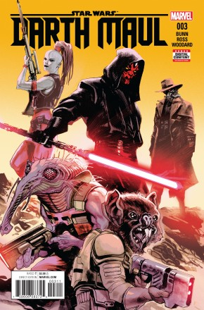STAR WARS DARTH MAUL #3 (2017 SERIES)