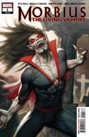 MORBIUS #1 (2019 SERIES)