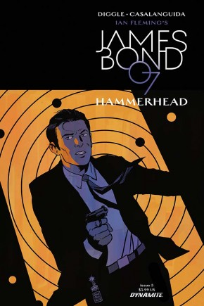 JAMES BOND HAMMERHEAD #5
