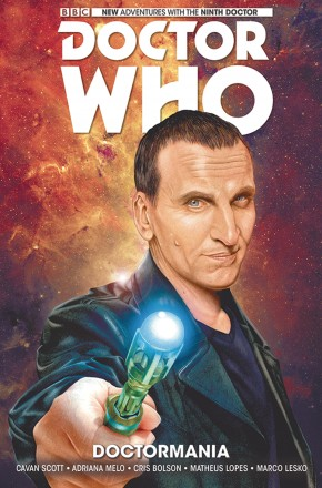 DOCTOR WHO 9TH DOCTOR VOLUME 2 DOCTORMANIA GRAPHIC NOVEL