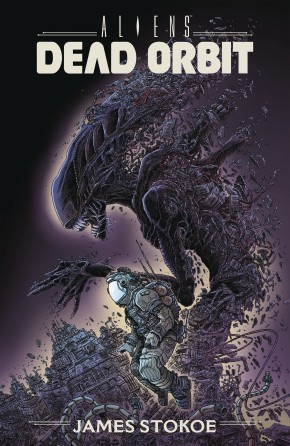 ALIENS DEAD ORBIT GRAPHIC NOVEL