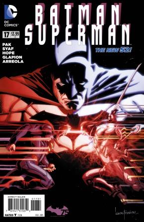 BATMAN SUPERMAN #17 (1 IN 25 INCENTIVE)