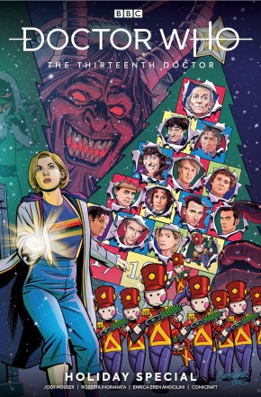 LCSD 2019 DOCTOR WHO 13TH DOCTOR HOLIDAY SPECIAL #2