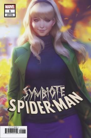 SYMBIOTE SPIDER-MAN #1 ARTGERM VARIANT