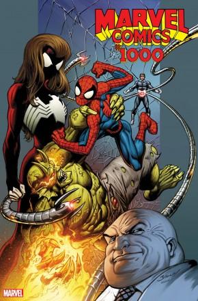 MARVEL COMICS #1000 BAGLEY 00S VARIANT