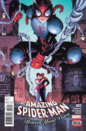 AMAZING SPIDER-MAN RENEW YOUR VOWS #3 (2016 SERIES)