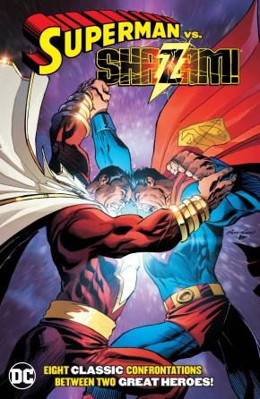 SUPERMAN VS SHAZAM GRAPHIC NOVEL