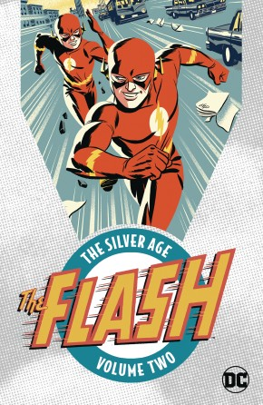 FLASH THE SILVER AGE VOLUME 2 GRAPHIC NOVEL