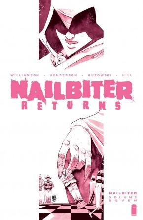 NAILBITER VOLUME 7 NAILBITER RETURNS GRAPHIC NOVEL