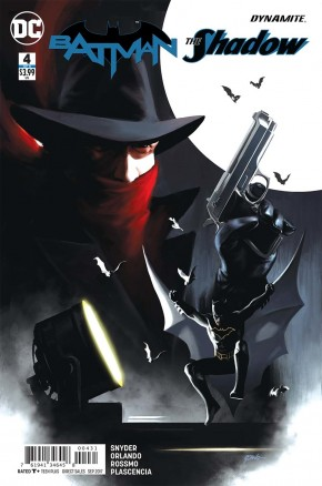BATMAN THE SHADOW #4 EPTING VARIANT