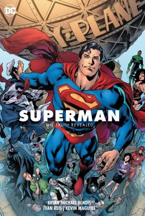 SUPERMAN VOLUME 3 THE TRUTH REVEALED GRAPHIC NOVEL
