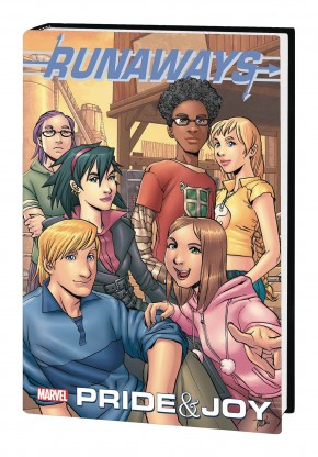 RUNAWAYS PRIDE AND JOY MARVEL SELECT HARDCOVER