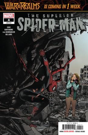 SUPERIOR SPIDER-MAN #4 (2018 SERIES)