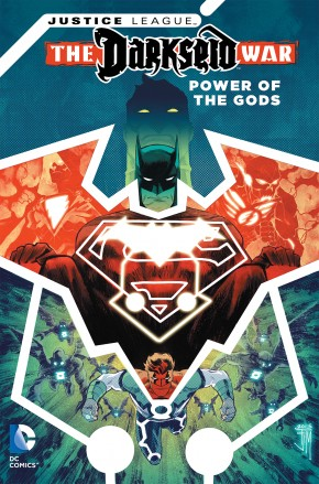 JUSTICE LEAGUE DARKSEID WAR POWER OF THE GODS GRAPHIC NOVEL
