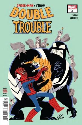 SPIDER-MAN & VENOM DOUBLE TROUBLE #3