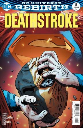 DEATHSTROKE #8 (2016 SERIES)