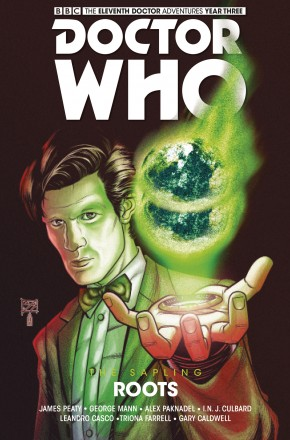 DOCTOR WHO 11TH DOCTOR THE SAPLING VOLUME 2 ROOTS HARDCOVER
