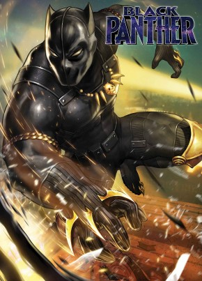 BLACK PANTHER AND AGENTS OF WAKANDA #1 YOON LEE GAME 1 IN 10 INCENTIVE VARIANT