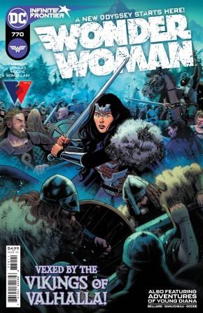 WONDER WOMAN #770 (2016 SERIES)
