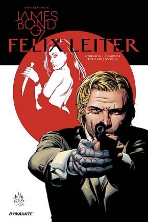 JAMES BOND FELIX LEITER #1