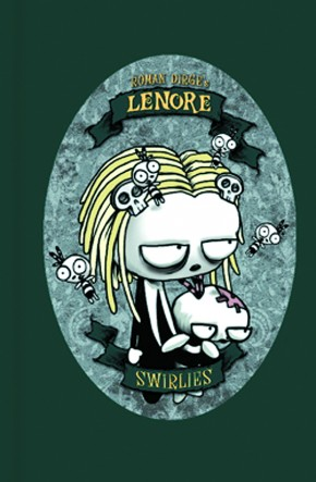 LENORE SWIRLIES HARDCOVER (COLOUR EDITION)