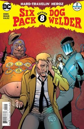SIXPACK & DOGWELDER HARD-TRAVELIN HEROZ #2