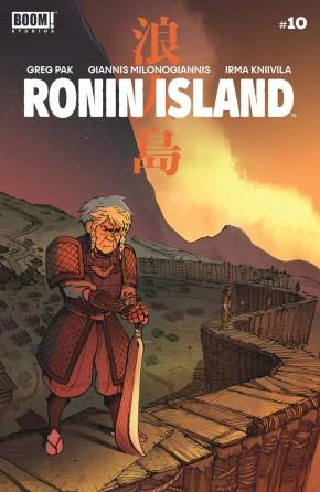 RONIN ISLAND #10