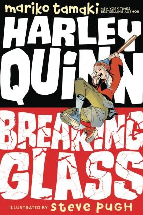 HARLEY QUINN BREAKING GLASS GRAPHIC NOVEL
