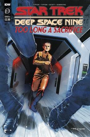 STAR TREK DS9 TOO LONG A SACRIFICE #2