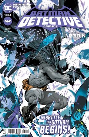 DETECTIVE COMICS #1034 (2016 SERIES)