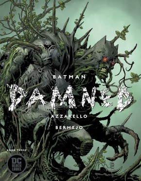 BATMAN DAMNED #3 VARIANT
